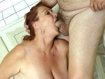 Cock Sucking mature